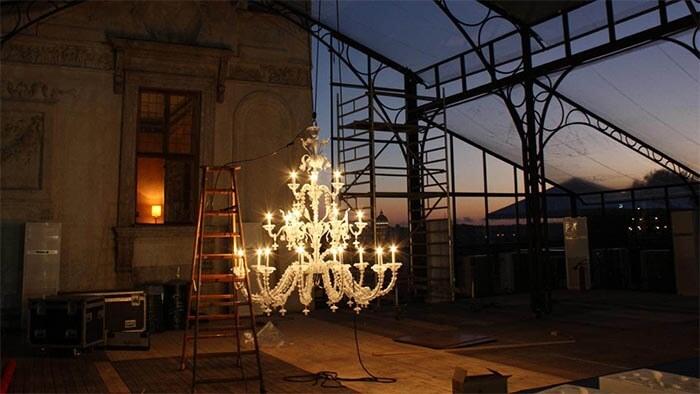 fabbrica lampadari murano